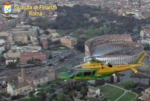 Roma - Guardia di finanza