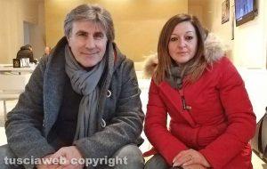 Montefiascone - Augusto Bracoloni e Rosita Cicoria