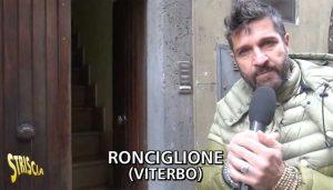 Striscia la notizia - Edoardo Stoppa a Ronciglione