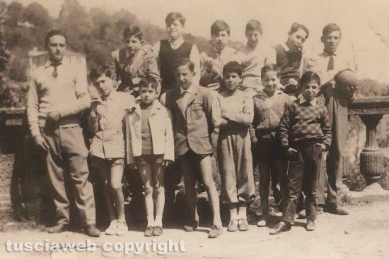 Seconda-metà-anni-'50---Gita-a-Soriano-nel-Cimino