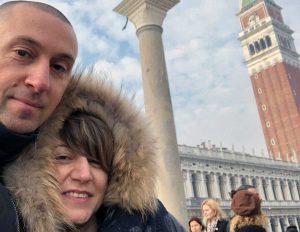 Irene Piccolino e Raimondo Mastrangelo