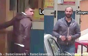 Leandro Greco e Calogero Lo Piccolo