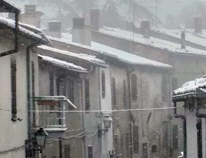 Neve a Trevinano