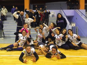 Sport - Volley - La Vbc under 16