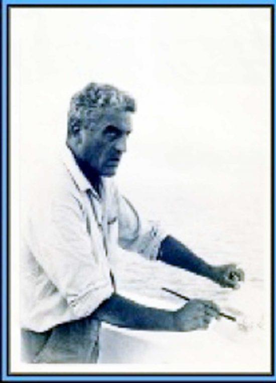Viterbo - Il partigiano Vincenzo Bianchini