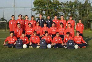 Sport - Calcio - La squadra Allievi della Flaminia