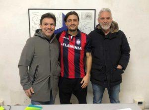 Sport - Calcio - Davide Buono alla Flaminia