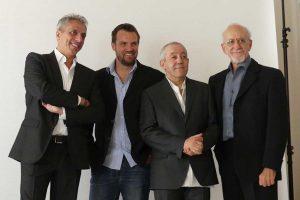 Spettacolo - Nicola Pistoia, Gianni Ferreri, Max Pisu e Danilo Brugia