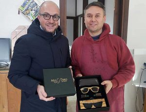 Mauro Rotelli e Mauro Colagè