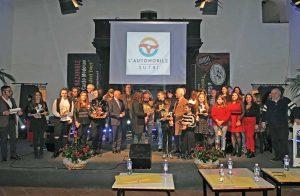 Caprarola - I vincitori di Tuscia talent voice