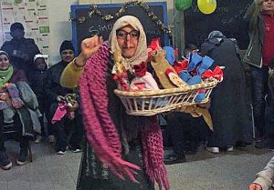 Viterbo - La Befana arriva all'Unicef