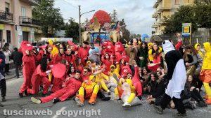 Esplode il Carnevale a Montefiascone