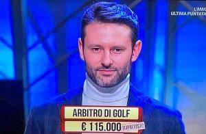 """Federico Ciatti a """"I soliti ignoti"""""""