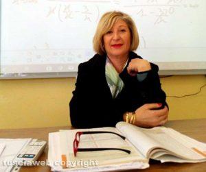 Tuscania - Il segretario del circolo Pd Serenella Pallottini