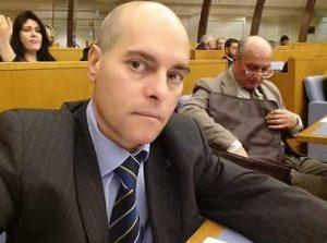 Alessandro Sacripanti, consigliere Università di Agraria