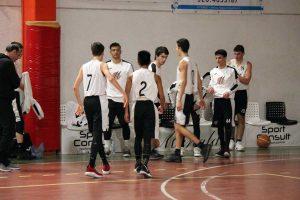 Basket - Under 18 - Murialdo