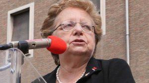 Carla Nespolo, presidente nazionale Anpi