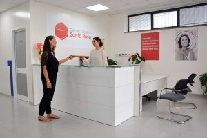 Centro Medico Santa Rosa - Reception