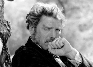 Burt Lancaster nei panni di don Fabrizio Corbera, principe di Salina, duca di Querceta, marchese di Donnafugata