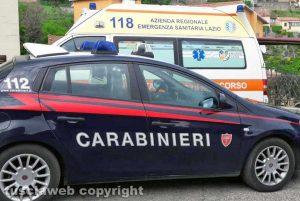 Carabinieri e 118