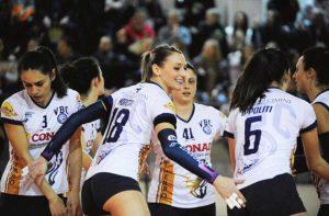 Sport - Pallavolo - Vbc Viterbo - Francesca Moretti