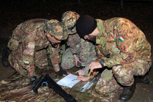 Viterbo - Esercitazioni di tiro e lezioni di metodo di combattimento militare per il corso Certezza