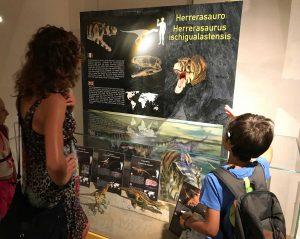 "La mostra ""Dinosauri - Terra dei Giganti"""