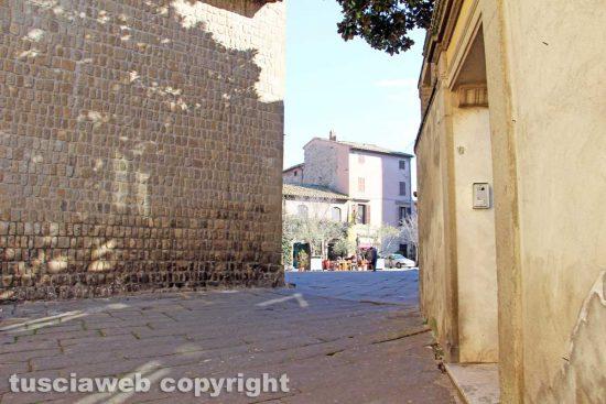 Viterbo - Via dei Pellegrini