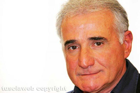 Viterbo - Il commissario Ater Ivan Grazini
