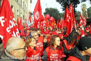 Cgil - Manifestazione sindacale