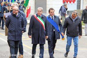 Viterbo - Mauro Rotelli, Giovanni Arena, Fabio Valentini ed Enrico Maria Contardo