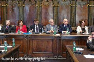 Viterbo - Mafia - Consiglio comunale aperto