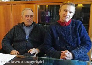 Enrico Mezzetti e Massimo Recchioni