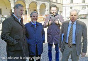 Ubertini, Battistoni, Di Sorte, e Arena