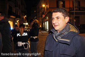 Viterbo - Alessandro Mazzoli alla manifestazione contro la mafia
