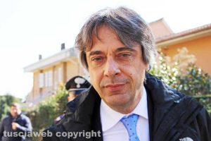 Ronciglione - L'avvocato Luca Cococcia