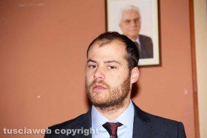 Ronciglione - Il sindaco Mario Mengoni