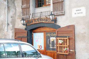 Ronciglione - Il pub Il Castello
