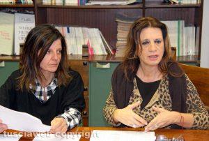 Eleonora Magnanimi e Laura Allegrini
