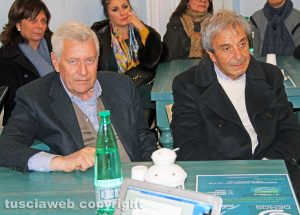 Leonardo Michelini e Antonio Delli Iaconi