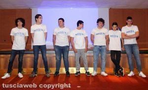 Nuoto club Viterbo - Squadra under 17