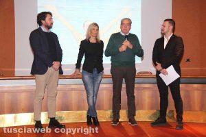 Viterbo - Presentazione squadre nuoto club