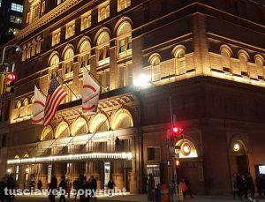 Il Carnegie Hall a New York