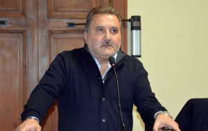 I consigliere regionale Enrico Panunzi