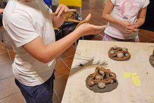 Viterbo - Museo ceramica della Tuscia - Un laboratorio