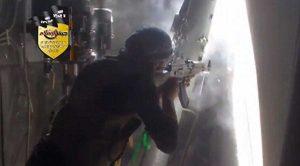 Siria -Militante jihadista