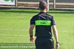 Sport - Calcio - Un arbitro - Foto d'archivio