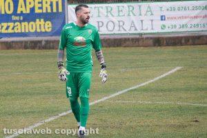 Sport - Calcio - Viterbese - Alex Valentini