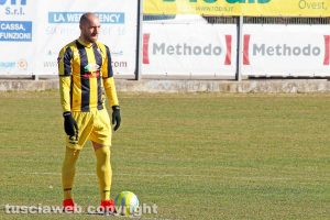 Sport - Calcio - Viterbese - Davide Luppi
