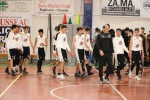 Sport - Pallacanestro - Murialdo basket - L'under 18